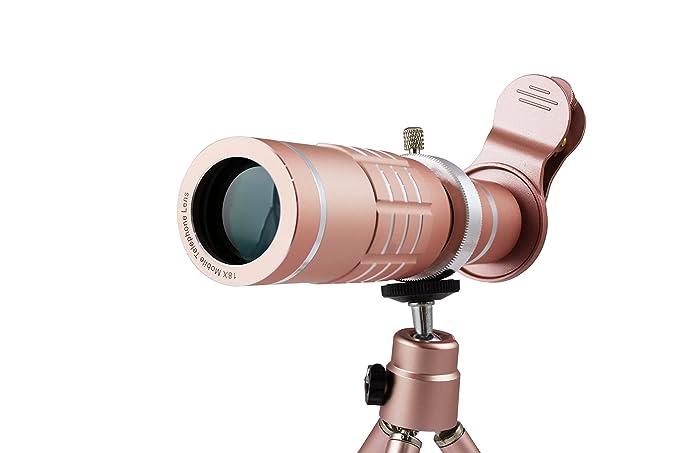 Posma mt1801uk 18 x zoom smartphone kamera teleobjektiv mit stativ
