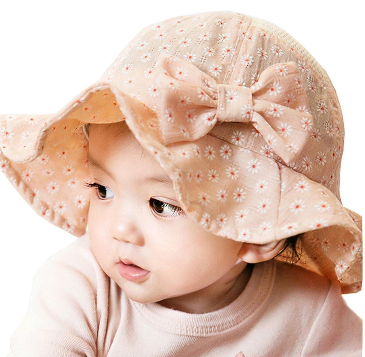TAIYCYXGAN HAT ベビーガールズ 6 - 24 Months ピンク B01FHJ7100