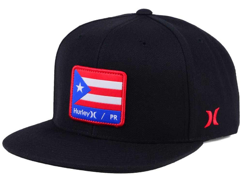 Hurley Destination Snap Cap (Puerto Rico)