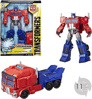 Transformers - Cyberverse Ultimate Optimus Prime (Hasbro E2067ES0): Amazon.es: Juguetes y juegos