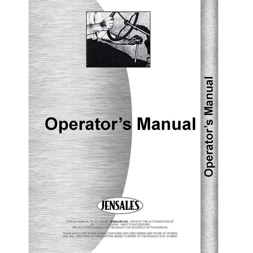 Amazon.com: New Davis 101 Loader Operator's Manual (Hydraulic, for Massey  Ferguson Tractors): Industrial & Scientific