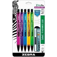 5-Pack Zebra Pen Z-Grip Plus Mechanical Pencil