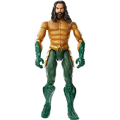 "DC Comics Aquaman 12"" Action Figure: Toys & Games"