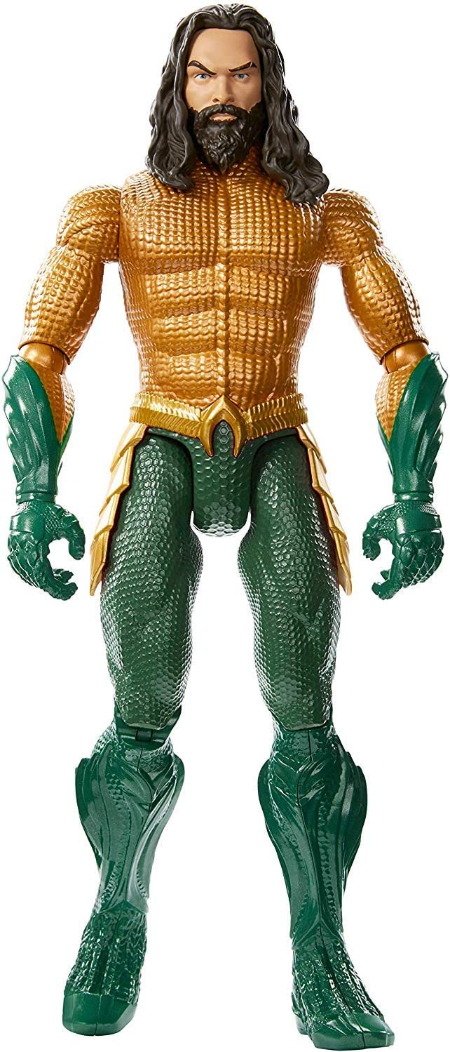 "DC Comics Aquaman 12"" Action Figure"
