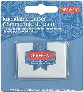 Derwent Kneadable Eraser, Gray (2301976)