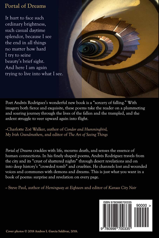 Portal of Dreams: Andrés Rodríguez: 9780998700335: Amazon com: Books