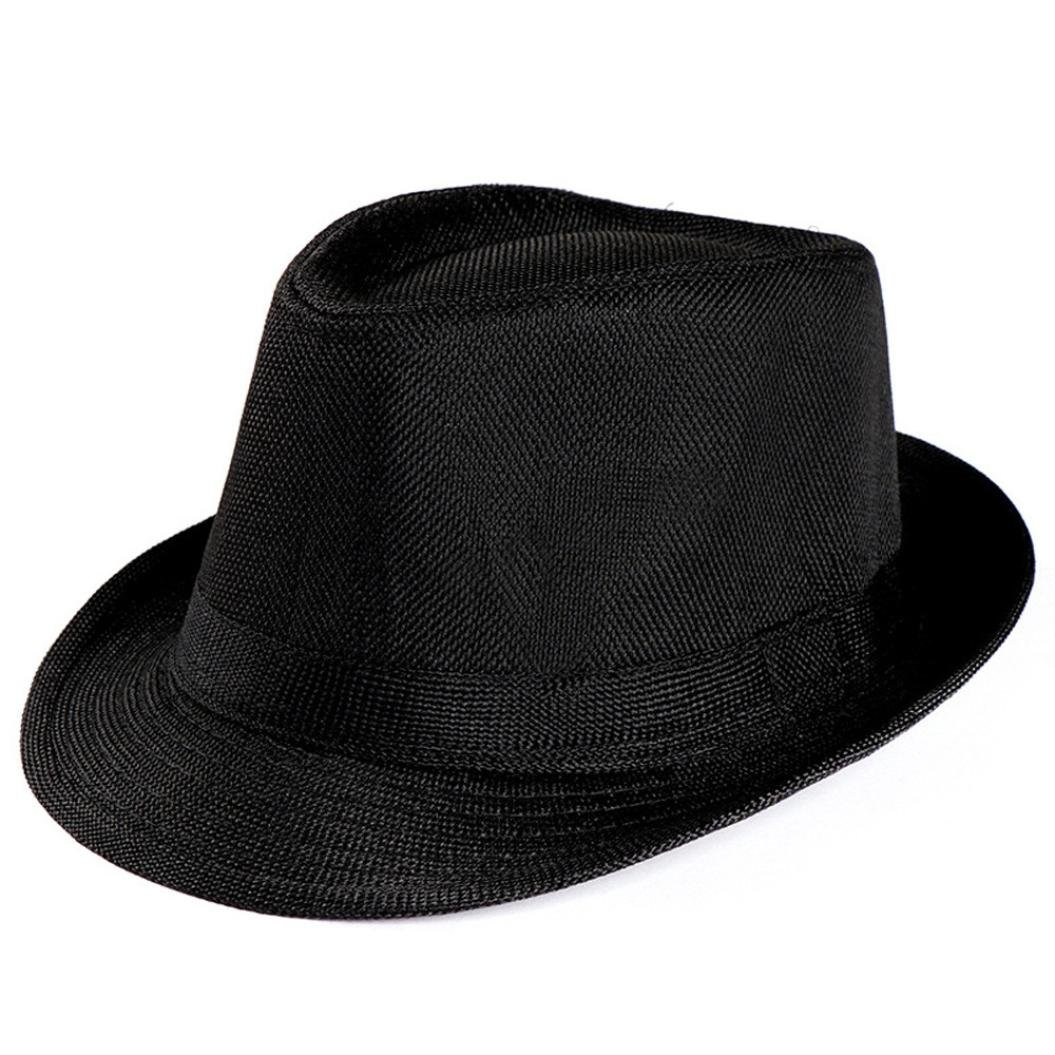 7ee5a76d79a Amazon.com  Sacow Fedora Hat