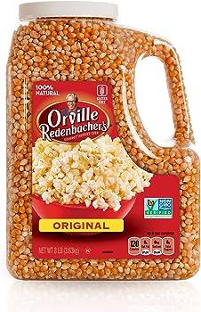 Orville Redenbacher's 8 lb Gourmet Popcorn Kernels
