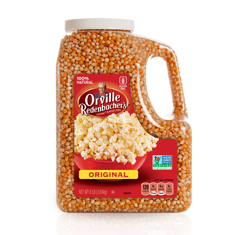 8-lbs Orville Redenbacher's Gourmet Popcorn Kernels (Original Yellow