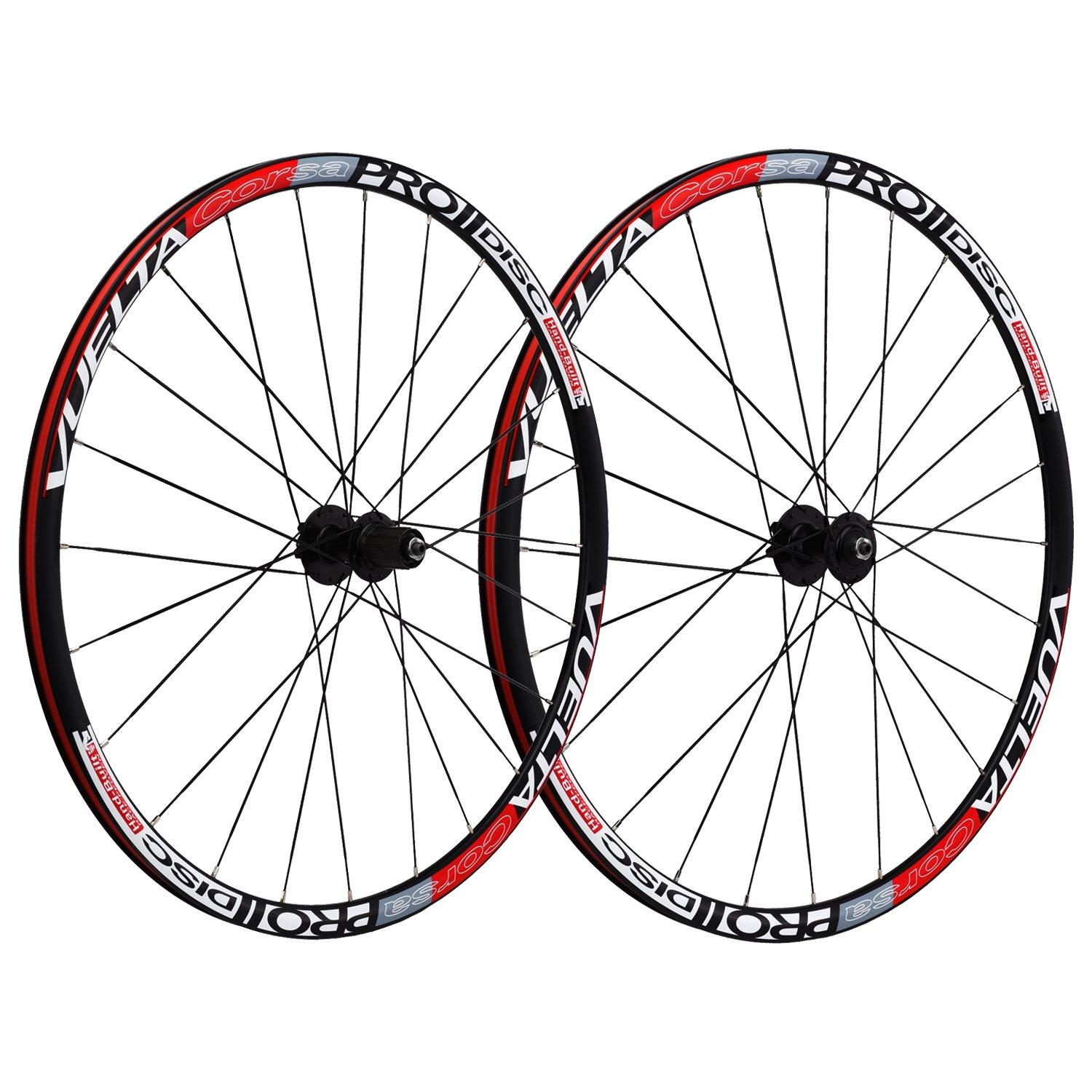 Vuelta Corsa Pro II Disc 11-Speed Road Wheelset