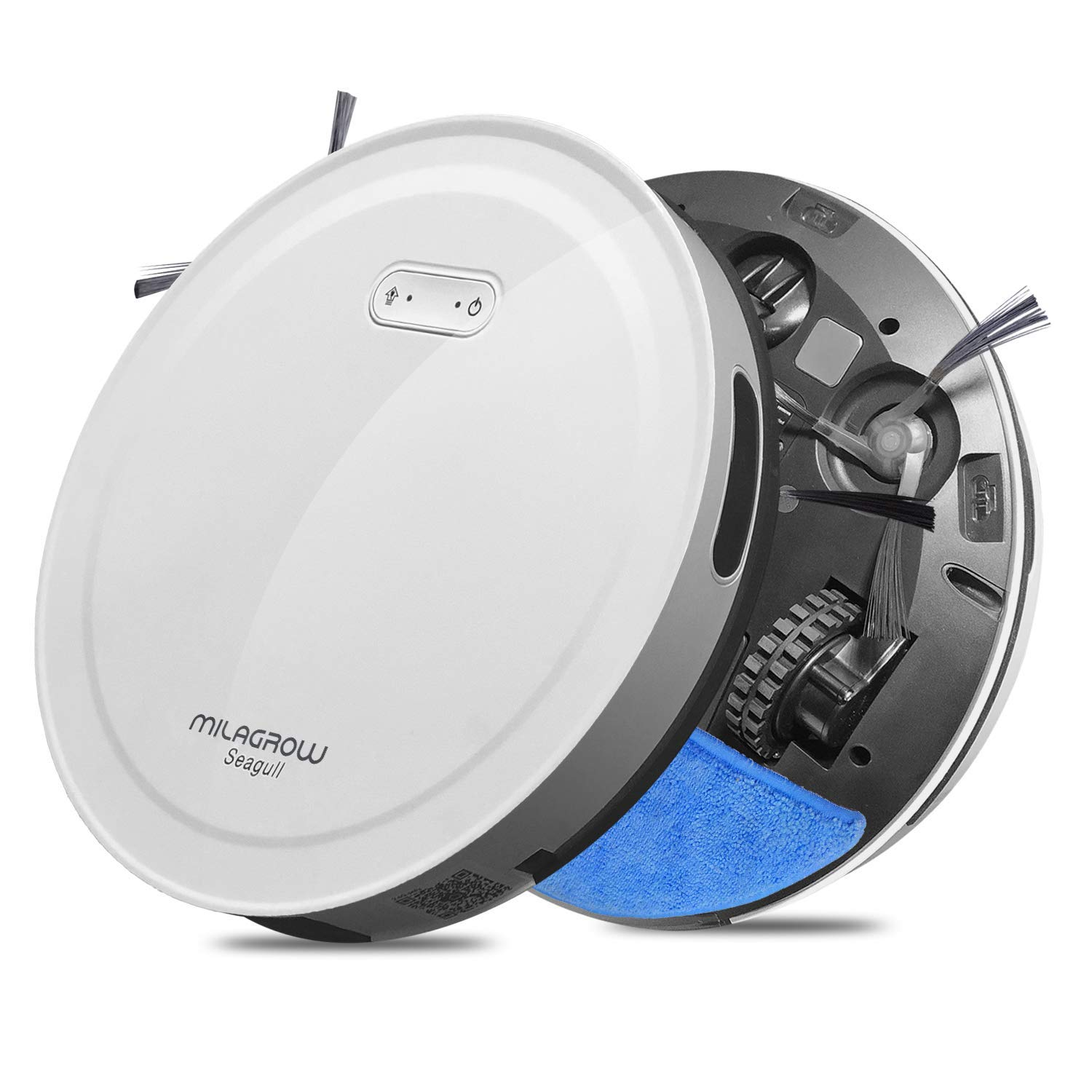 Milagrow - 1500Pa Autoboost Suction Robotic Vacuum Cleaner $166.93 Coupon
