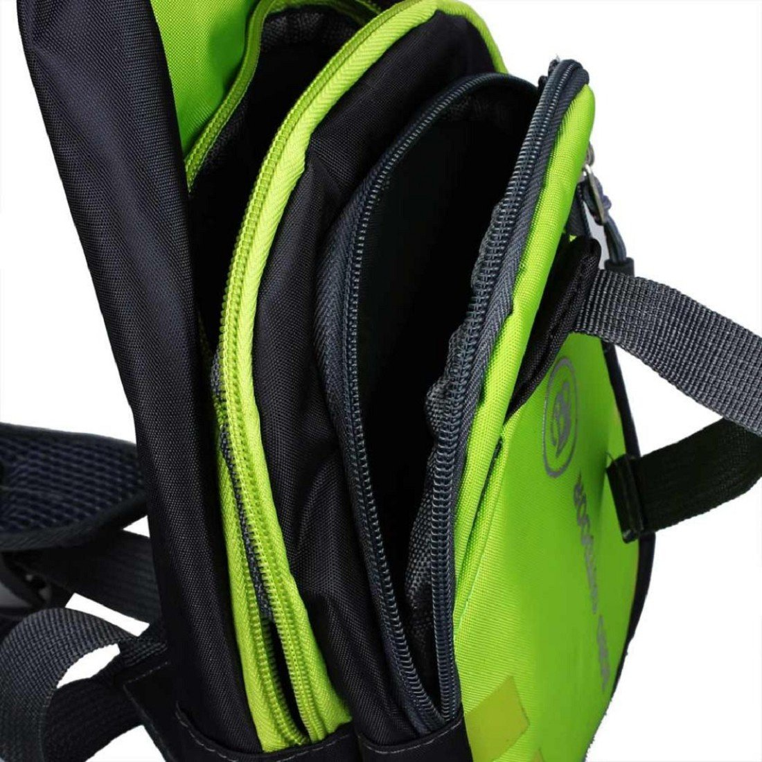 Tongshi honda del bandolera de Hombro Bolso del Pecho ocasional del hombro para Senderismo Ciclismo Camping Senderismo deportes al aire libre Viaje de escalada