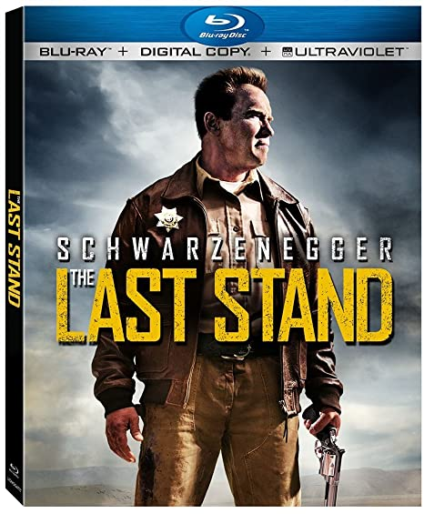 Bluray The last stand