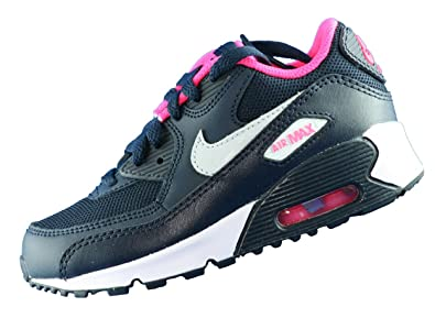 NIKE Air Max 90 Mesh (PS) Girls Sneaker (11.5 M US Little Kid