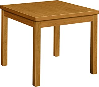 product image for HON Laminated End Table, 24 by 20 by 20-Inch, Harvest