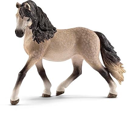 amazon com schleich north america andalusian mare toy figure