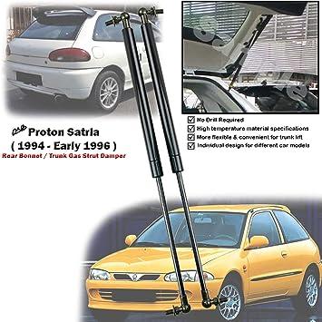 Carbon Bonnet Hood Gas Strut Lift Damper Kit for HONDA 2004 Element