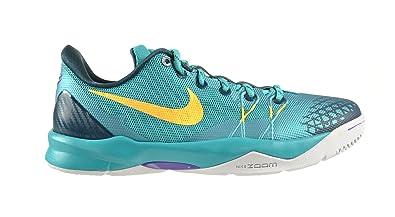 reputable site 55ef7 abdd9 Nike Zoom Kobe Venomenon 4 Men s Shoes Turbo Green Atomic  Mango-Nightshade-Purple