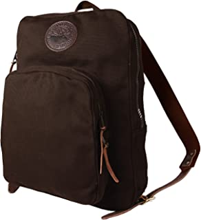 product image for Duluth Pack Standard Laptop Backpack (Brown, 18 x 14 x 5-Inch)