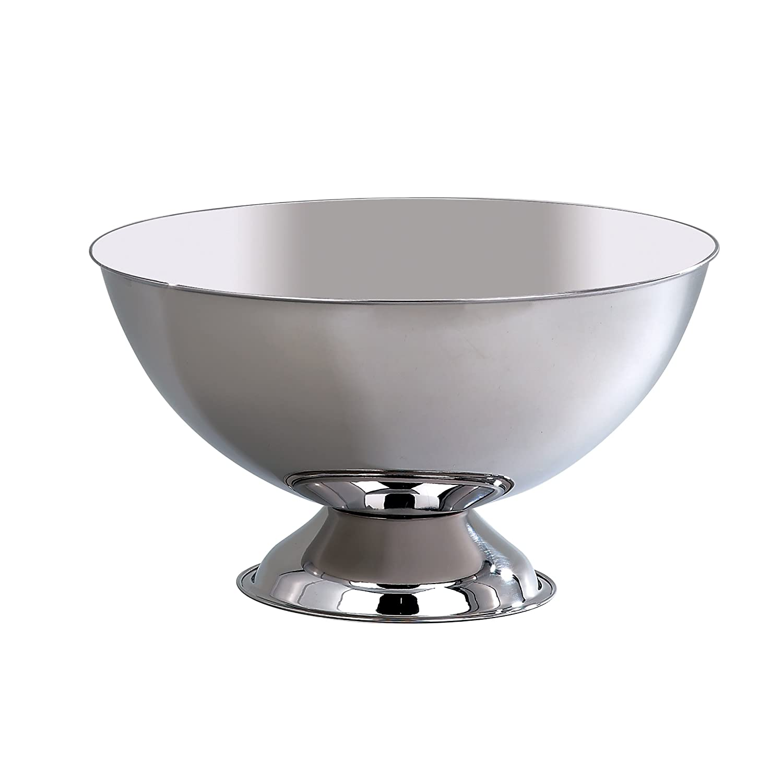 Elegance Silver Punch Bowl, Rimless, 15, 3 Gallon 15