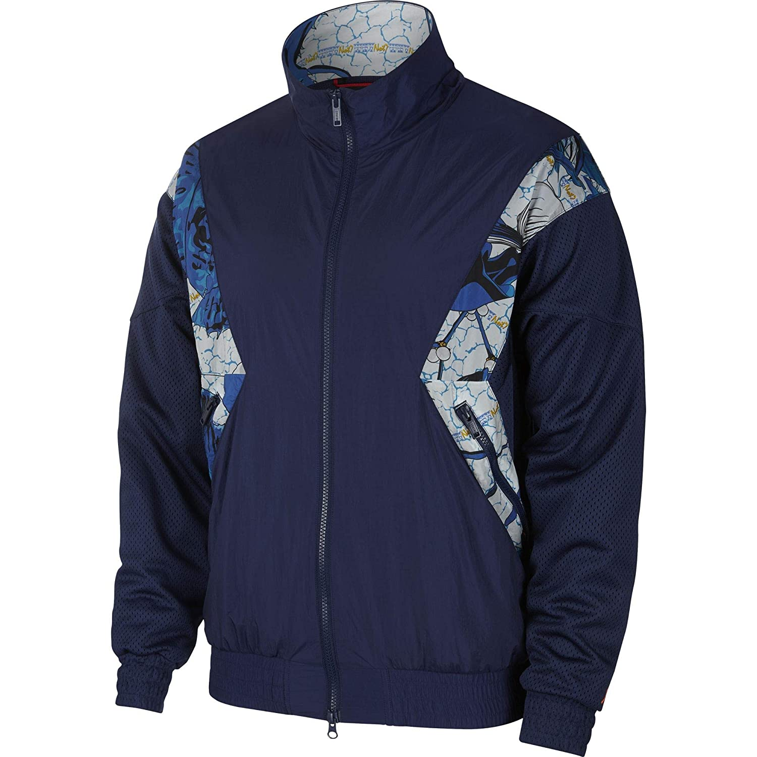 Nike Jordan X RW Flight Jkt 1 Chaqueta, Hombre: Amazon.es ...