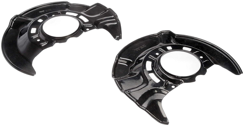 Dorman 947-009 Brake Dust Shield for Select Toyota Corolla Models 1 pair
