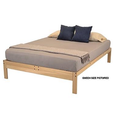 World of Futons Nomad Plus Platform Bed - Queen
