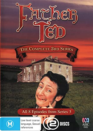 Father Ted Series 3 NON-UK Format / Region 4 Import