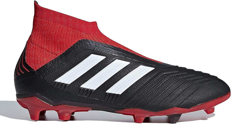Amazon.com | adidas Kid's Predator 18 Firm Ground Cleats (4.5 ...