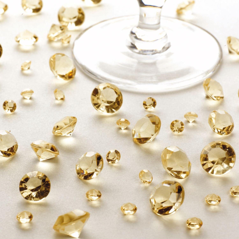 Gelb Neviti Tischkristalle 100g