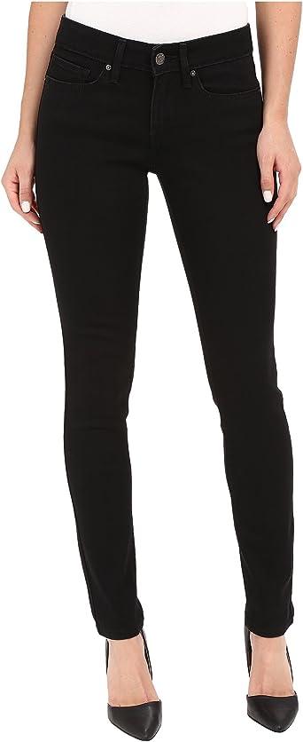 Levi S Womens 711 Skinny Soft Black 26 28 At Amazon Women S Jeans Store