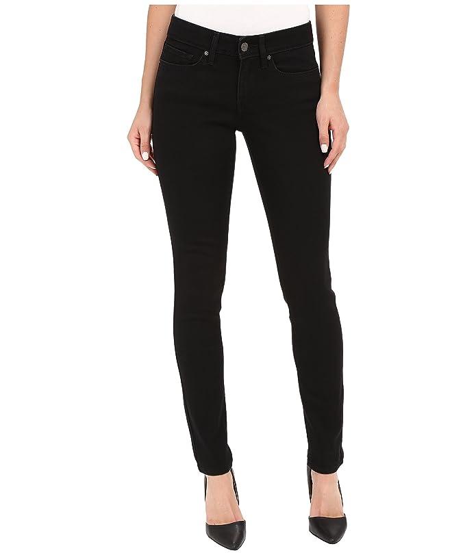 Levi's® Women's 711™ Mid-Rise Skinny Jeans - Soft Black 30x30