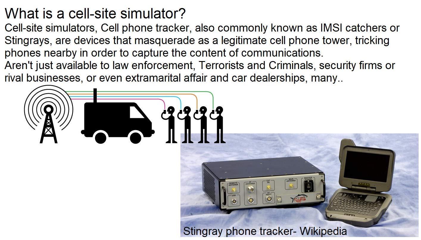 Amazon com: EDIMAEG DM-5320 Cell Phone Anti-Spying Anti
