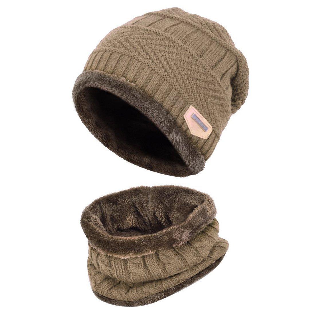 Thenice Jungen Schal & Handschuh-Set onesize