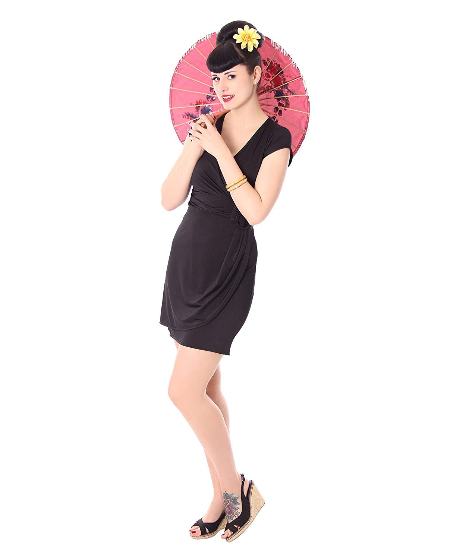 SugarShock Tiara retro 50s Buckle Kleid Rockabilly Sommerkleid Strandkleid