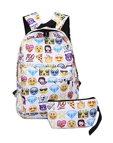 3e74f4a359a Keshi Nylon Cute Backpack Bag, Fashion Cute Lightweight Backpacks for Teen  Young Girls Multicolor 1