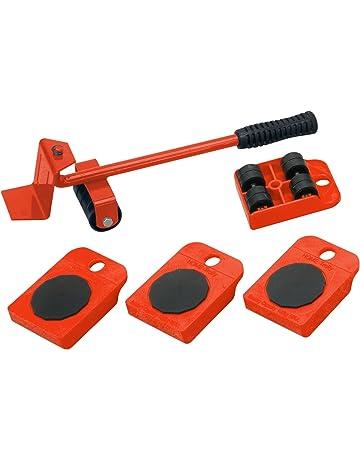 Meister - Transportador de muebles con ruedas, juego de 5 piezas, 419900