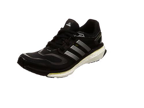 Adidas Energy Boost m, Zapatillas de Trail Running para Hombre, Negro (Negro1/Met Neo/Amaint 000), 39 1/3 EU: Amazon.es: Zapatos y complementos