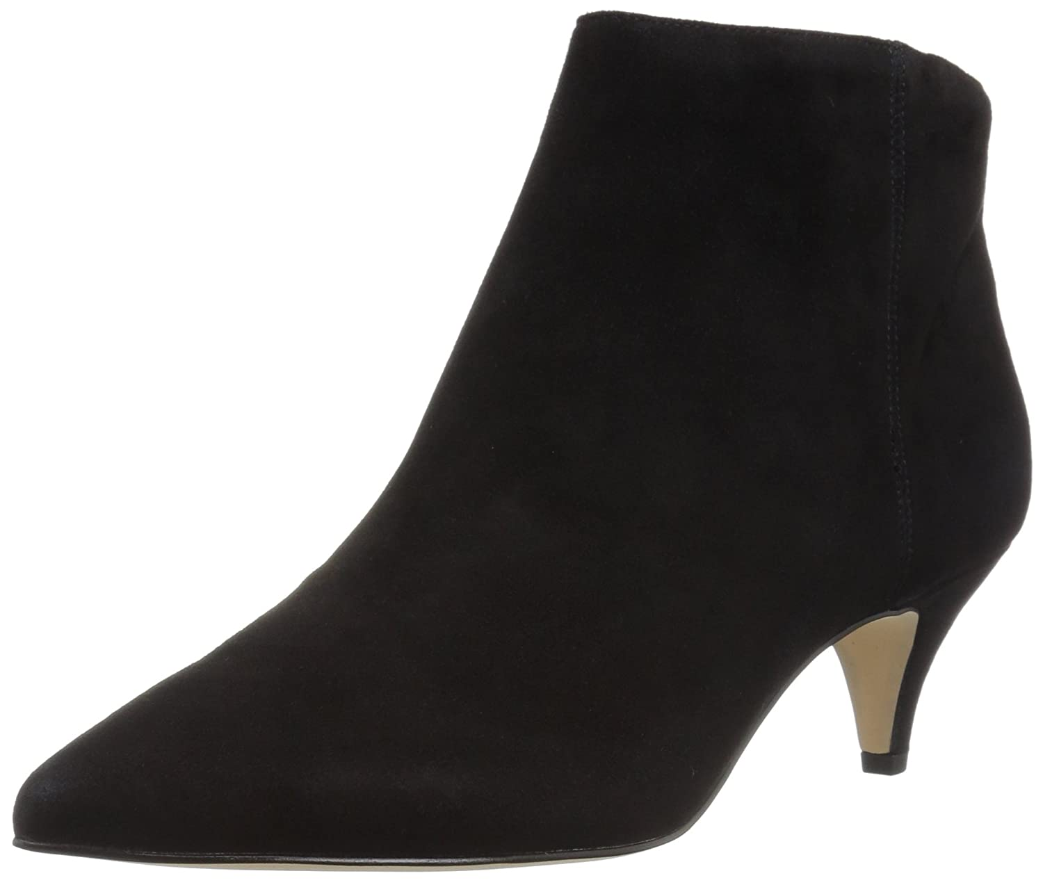 Sam Edelman Women's Kinzey Fashion Boot B06XBS84DN 6 B(M) US|Black Suede