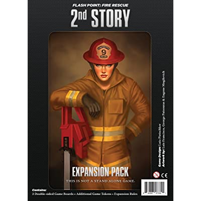Indie Boards and Cards Flash Point Fire Rescue 2nd Story: Toys & Games