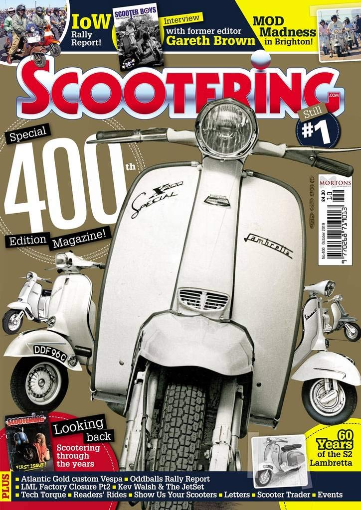 Scootering by Mortons Media Group Limited