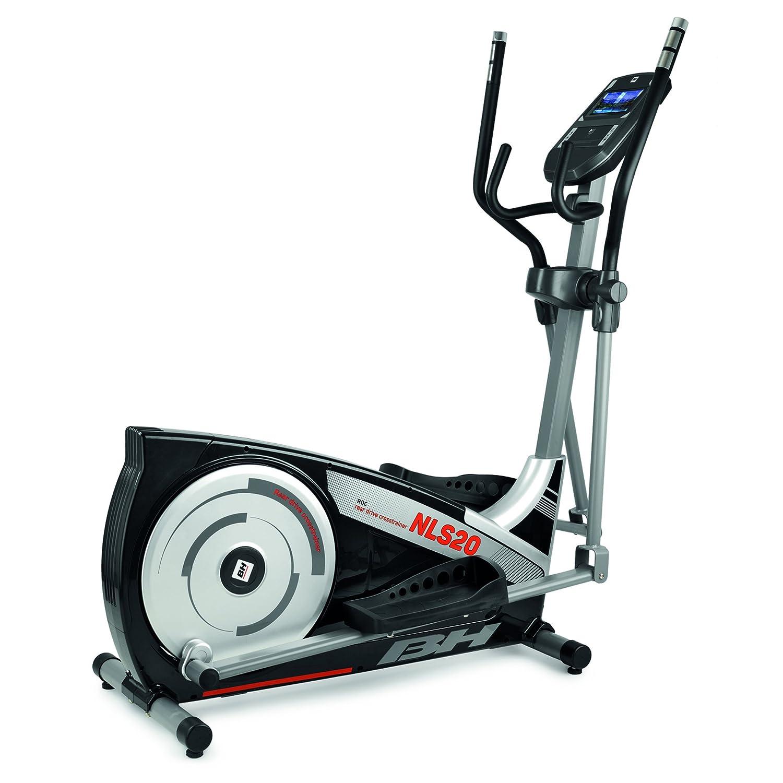 BH Fitness i.NLS20 G2389TFT Crosstrainer - Ellipsentrainer - 18kg Schwungmasse - Touch&Fun Technology