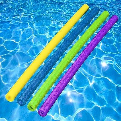 Amazon.com: Noodles de espuma para piscina – Pool of Noodles ...