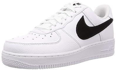 Nike Air Force 1 '07 PRM 2 Mens Sneakers AT4143 102, WhiteBlack
