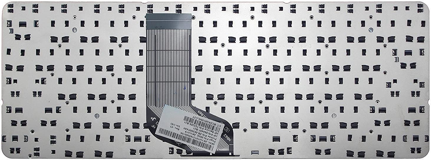wangpeng New US black keyboard for HP 9Z.N6GSF.M01 701988-001 701988001