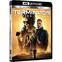 Terminator Destino Oscuro (UHD 4K + Blu-Ray) [Blu-ray]