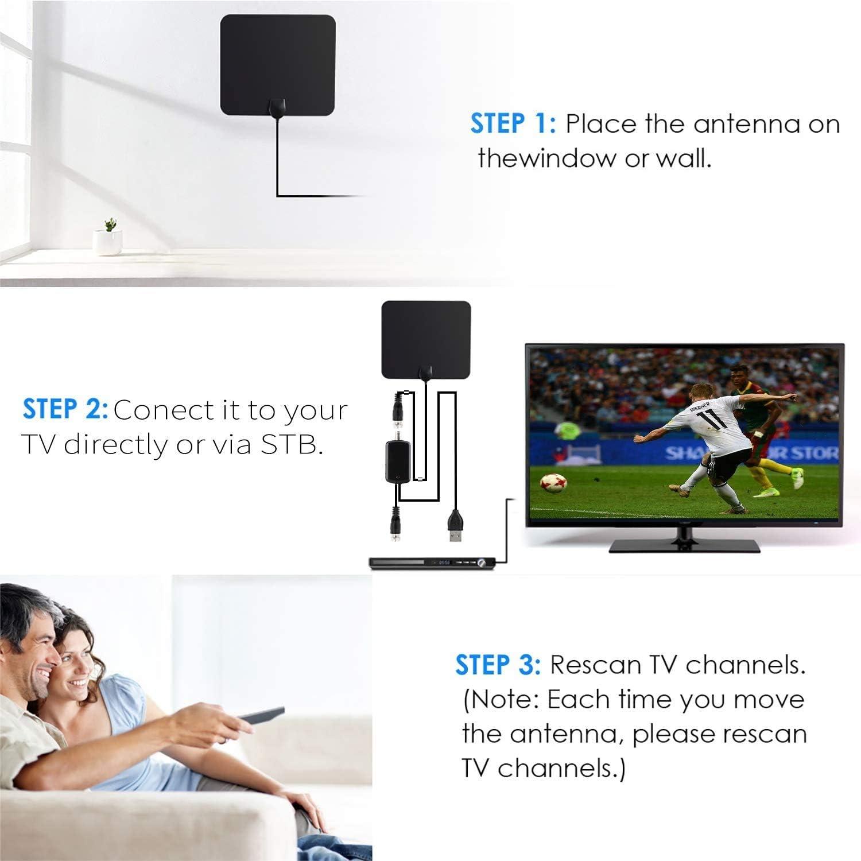 alpha-ene.co.jp TV Antennas Antennas 4K 1080P HD VHF UHF for Local ...