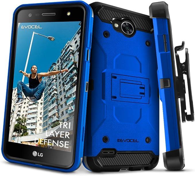 LG X Power 2/LG X Charge/LG Fiesta 2/LG Fiesta LTE, Evocel [Trio ...