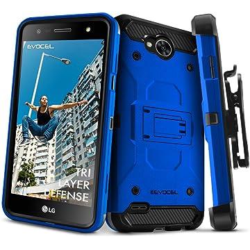 size 40 91873 6664c Amazon.com: LG Fiesta 2 Phone Case, LG X Power 2 Case, LG Fiesta LTE ...