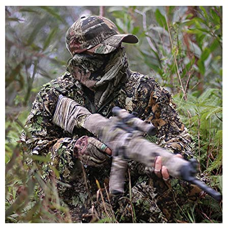 AtR Traje de Camuflaje, Refuerzo de encriptación, para el ejército ...